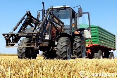 Belarus 1025 & Metaltech