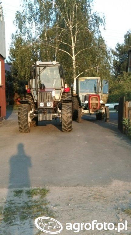 Mtz Belarus & Ursus C-360