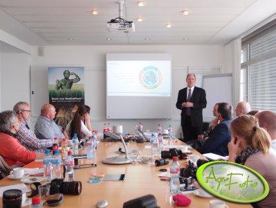 AgroFoto.pl w centrum badań Syngenta w Szwajcarii