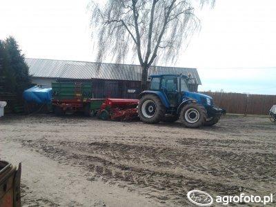 New Holland T5060 & Unia Poznaniak