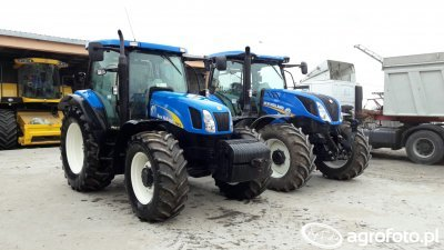 New Holland T6070 I T6.155