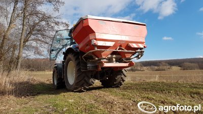 New Holland T6090 Rauch Axis 30.1
