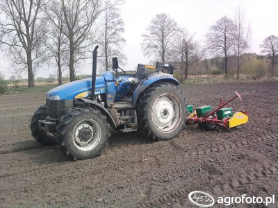 New Holland TD 80D Plus $ Meprozet S100
