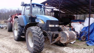 New Holland Tm175 i dragon 2