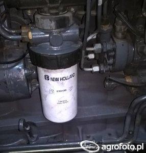 New Holland TS 100 - filtr paliwa