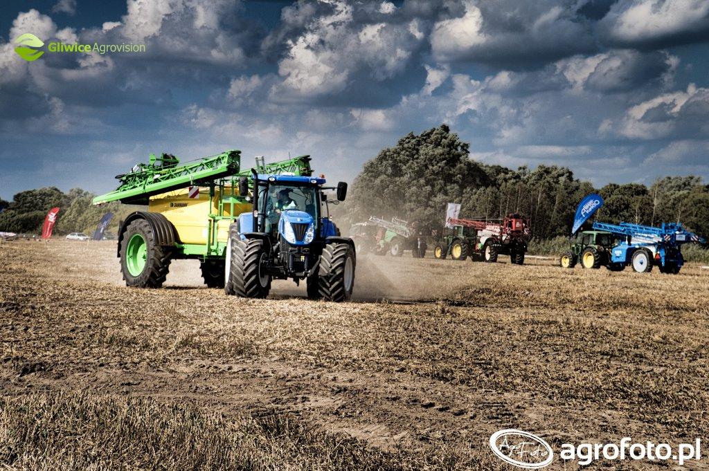 New Holland + Dammann - AgroShow