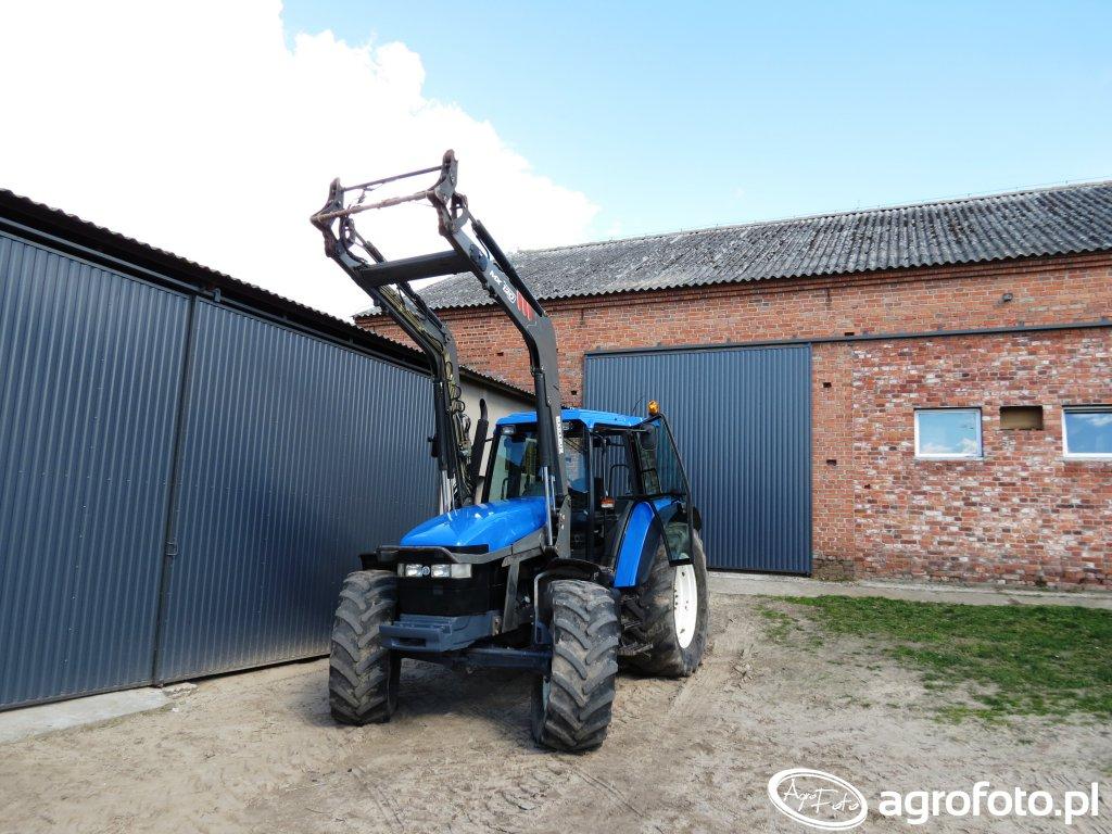 New Holland M100 Mx120