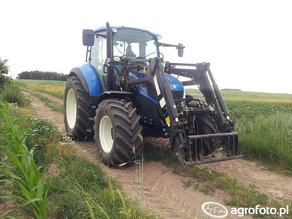 New Holland T5 105 EC