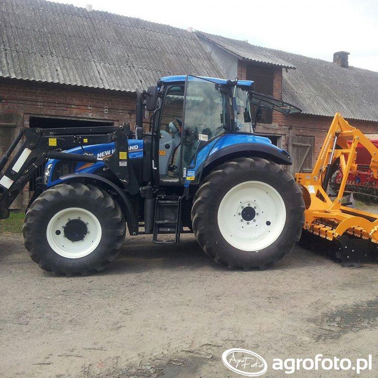 New Holland t5 105 EC