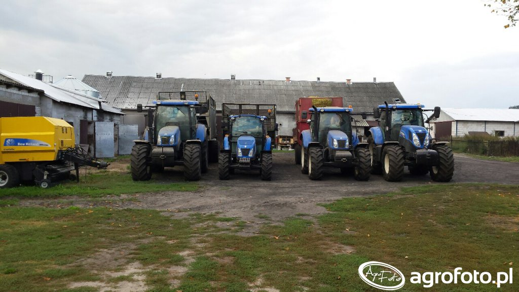New Holland t6070 t4.55 t6.140 t7.170