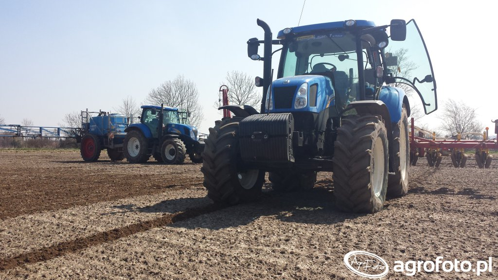 New Holland T6.120 i New Holland T6090