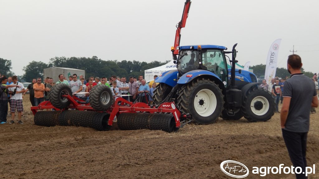 New Holland T6.210