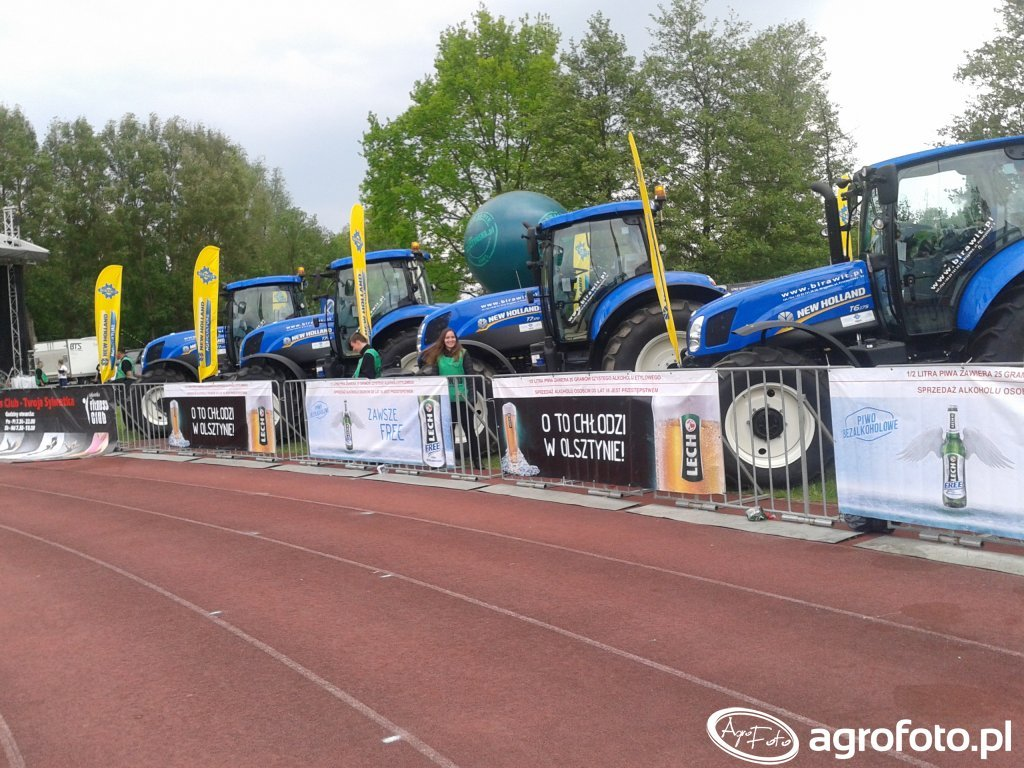 New Holland T7 x3 +T6