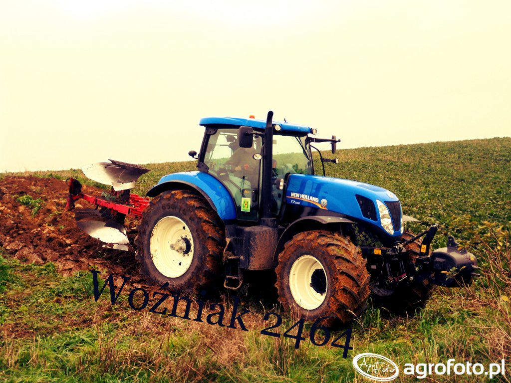 New Holland T7.220 PC GR Woźniak
