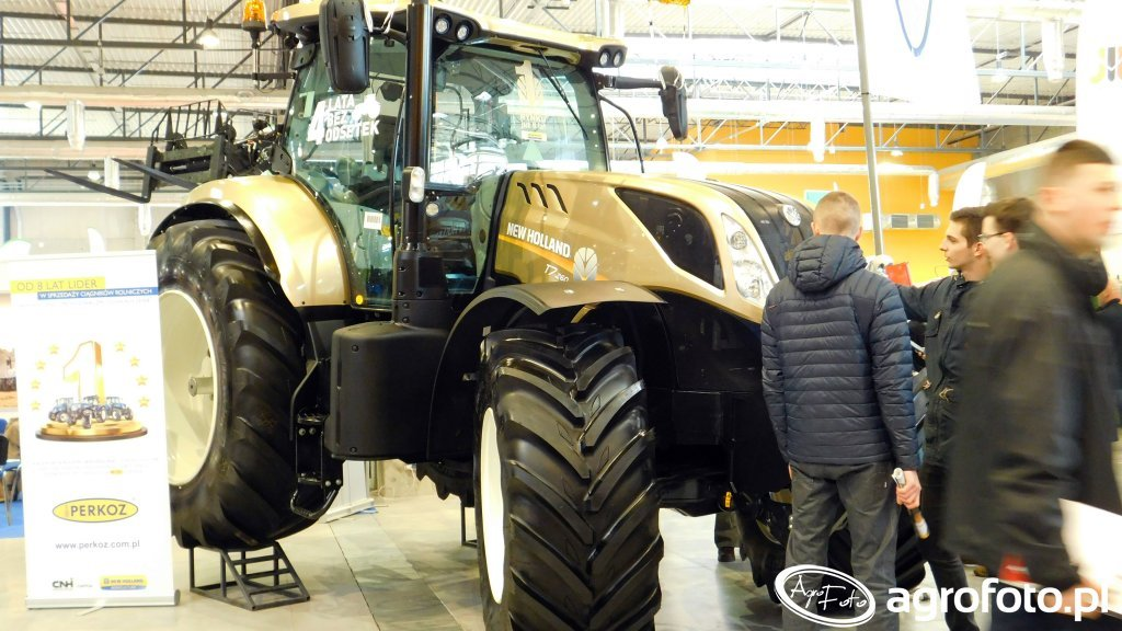 New Holland T7.260 Golden