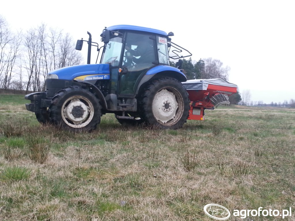 New Holland TD 5010 i Rauch 19.1Q