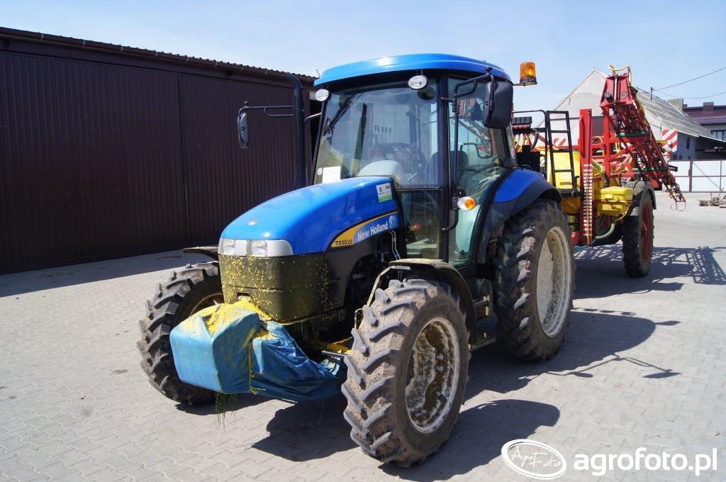 New Holland TD 5020