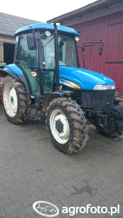 New holland TD5020