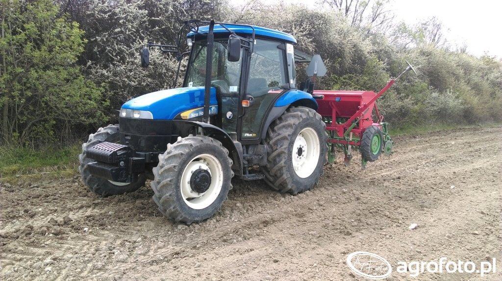 New Holland TD80 I POZNANIAK