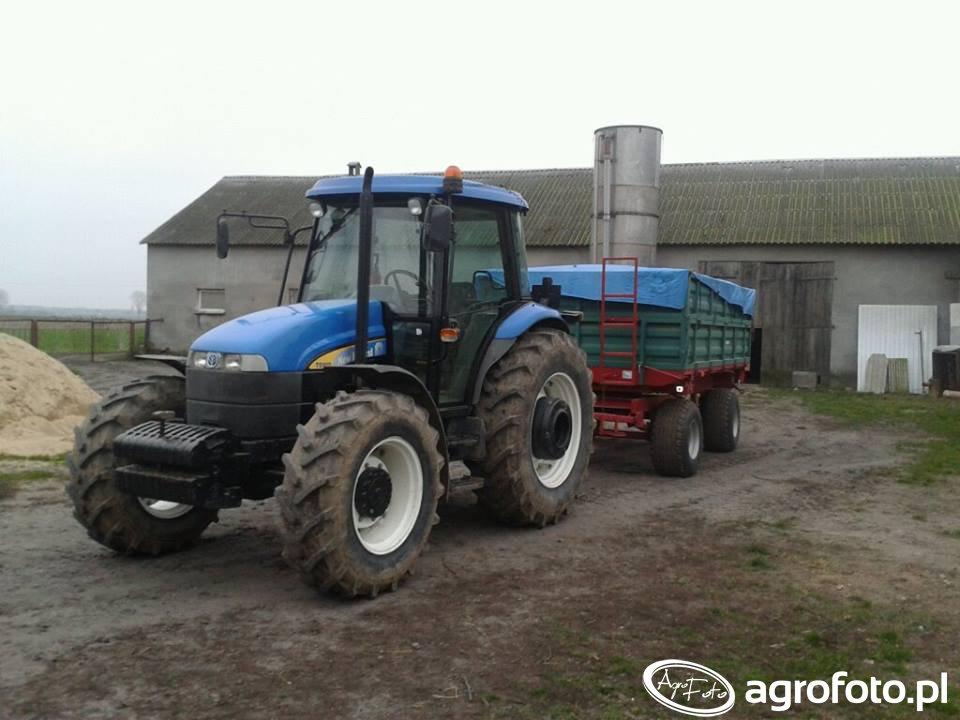 New Holland Td95