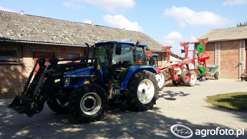 New Holland TL90A & Ibis L3 & 1 Long Premium
