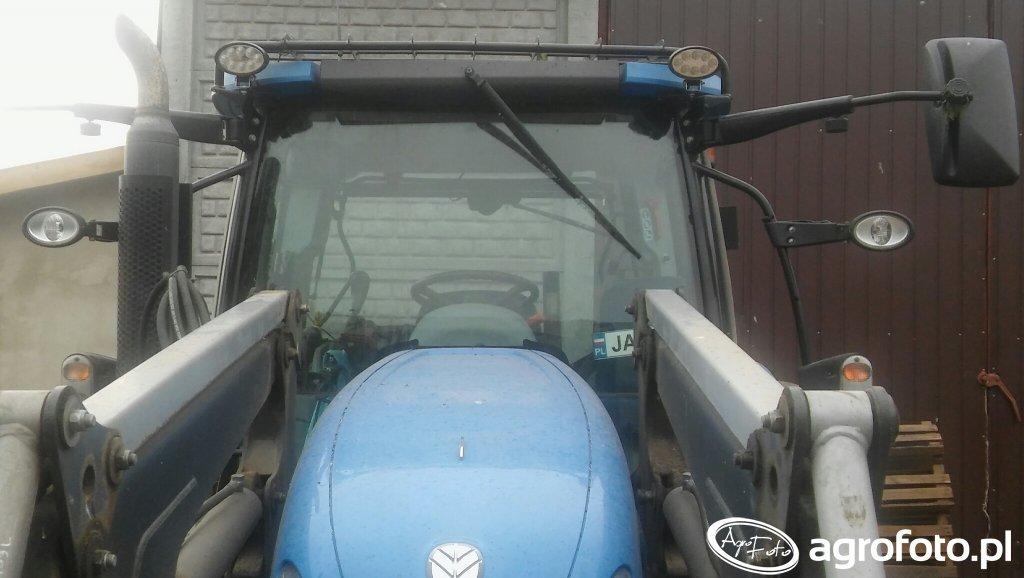 Zdjęcie Traktor Oświetlenie Led New Holland Id646901