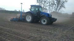 New Holland & Monosem