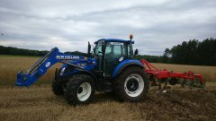 New Holland T4 95 & Kos