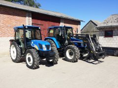 New Holland T4030 Deluxe i TL90A