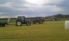New Holland T5030/T5060/TM165
