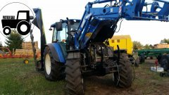 New Holland T5060 & Deutz Fahr Disc-Master 228