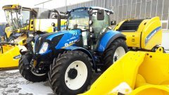New Holland T5.120 i BR180