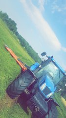 New holland t6070 Vicon extra 332