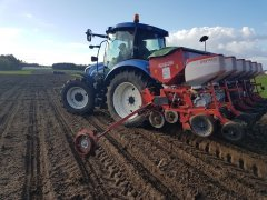 New Holland t6.140 & Gaspardo