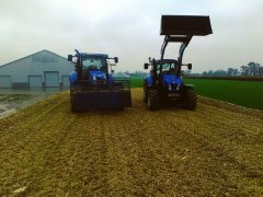 New Holland T6.175 i T5.95