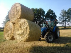 New Holland td5 105