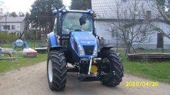 New Holland td5.105