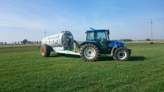 New Holland TL100A \u0026joskin