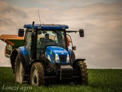 New Holland TS135