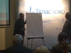 konferencja Timac Agro dotycząca Top-Phos
