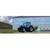 New Holland T7.220 + Amazone ZAM