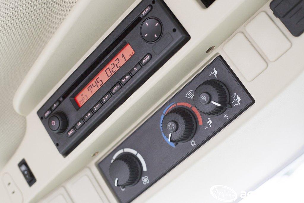 John Deere 6140r - odnowa lakieru - czyszczenie kabiny
