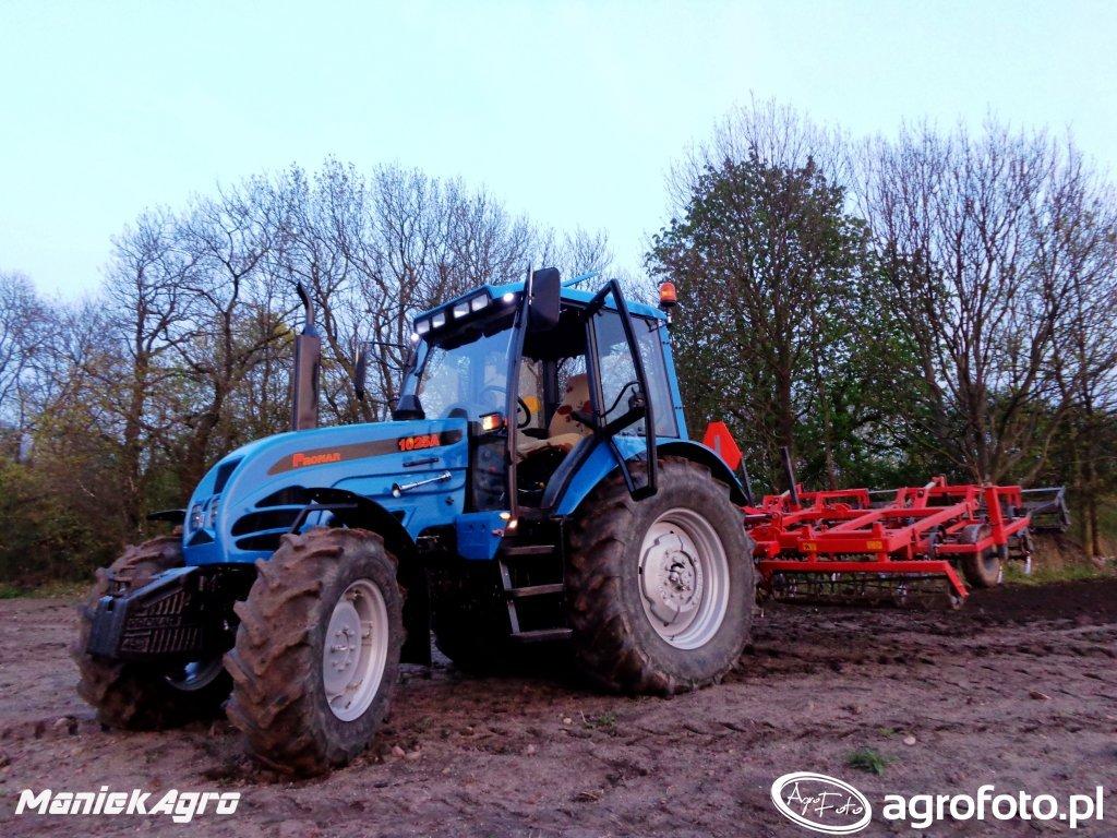 Pronar 1025A & Agro-Factory 4,2