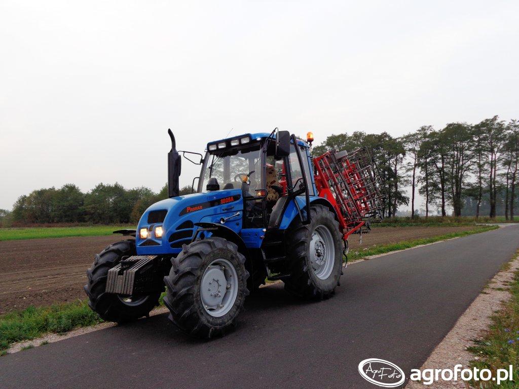 Pronar 1025A & Agro-Factory 4,2m