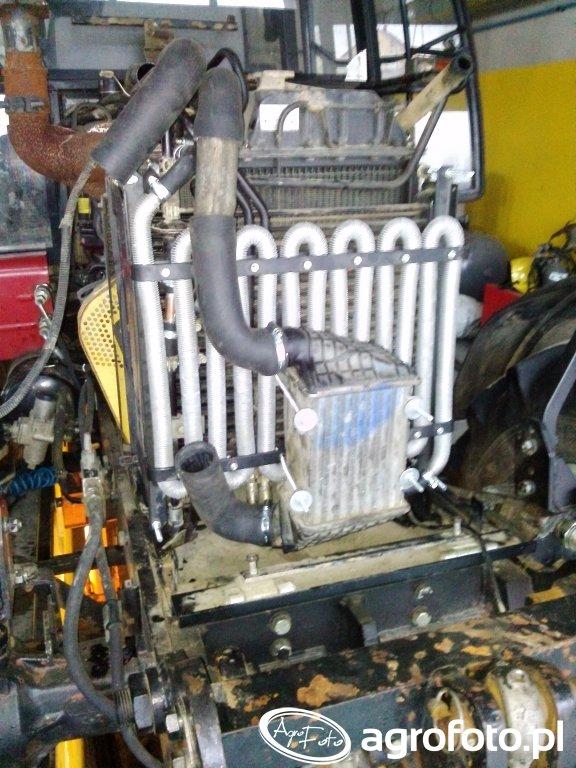 Pronar 82sa Turbo+ intercooler + 2x chłodnica oleju