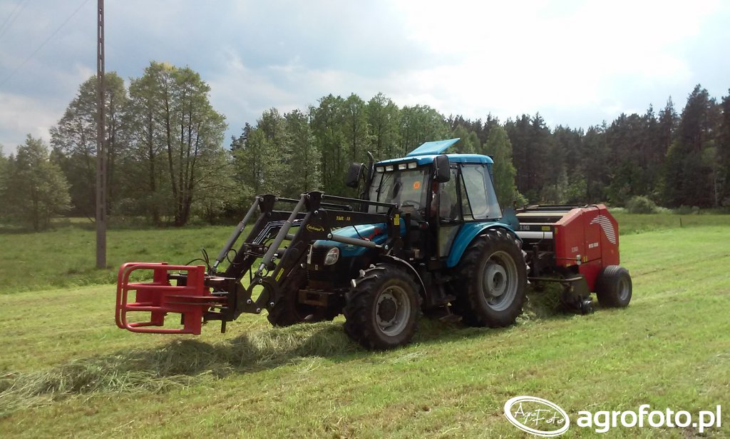 Pronar Zefir 85 & Metal-Fach Z562