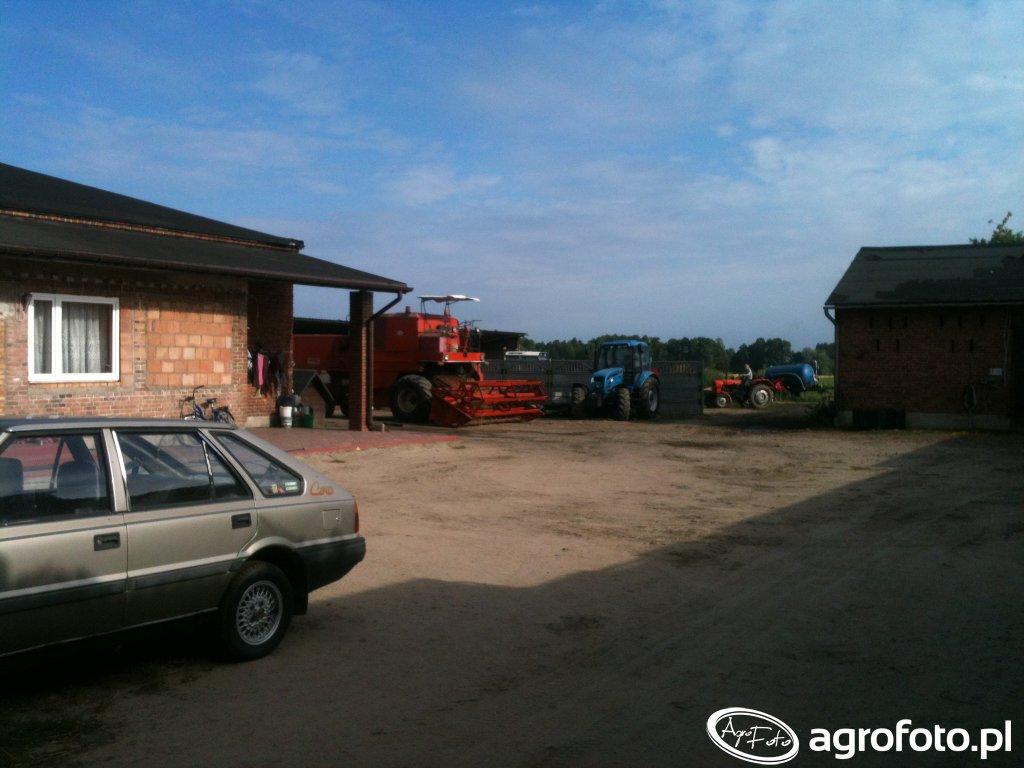 Pronar1025a + Autosan D47