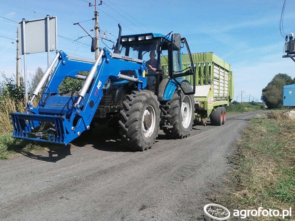 Zefir 85, Claas Sprint 330S