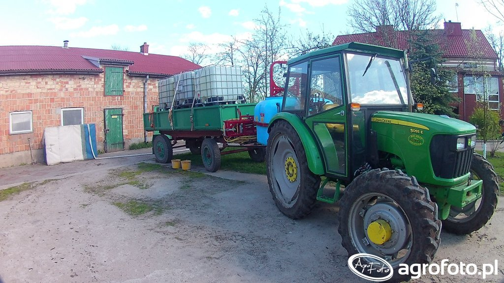 JD 5055E + Biardzki