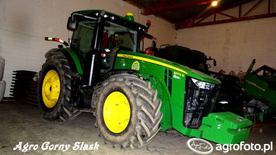 JohnDeere 8370R